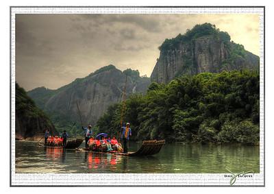 Nine Bends River, China